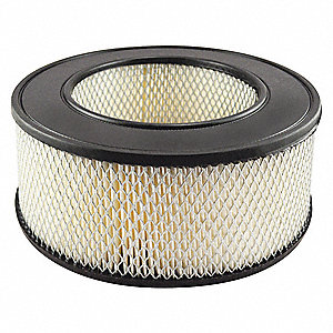 Air Filter,11-7/8 x 4-11/32 in.