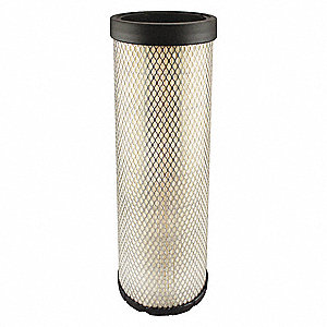 "Air Filter, Radial, 18-1/2"" Height, 18-1/2"" Length, 6-7/8"" Outside Dia."