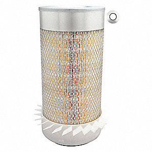 Air Filter,6-7/8 x 14-5/16 in.
