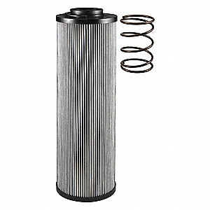"Hydraulic Filter,Element Only,16-7/32"" L"