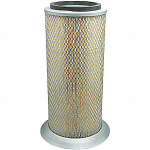 Air Filter,7-1/8 x 16-9/16 in.