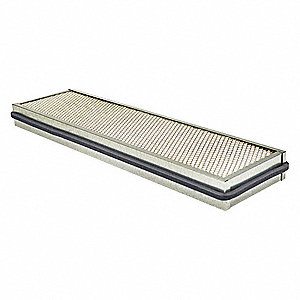 Air Filter,7-3/4 x 2-3/16 in.