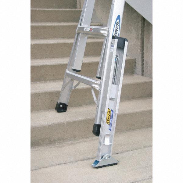Werner Ladder Leveler Aluminum Adjustable Up To 8 1 2