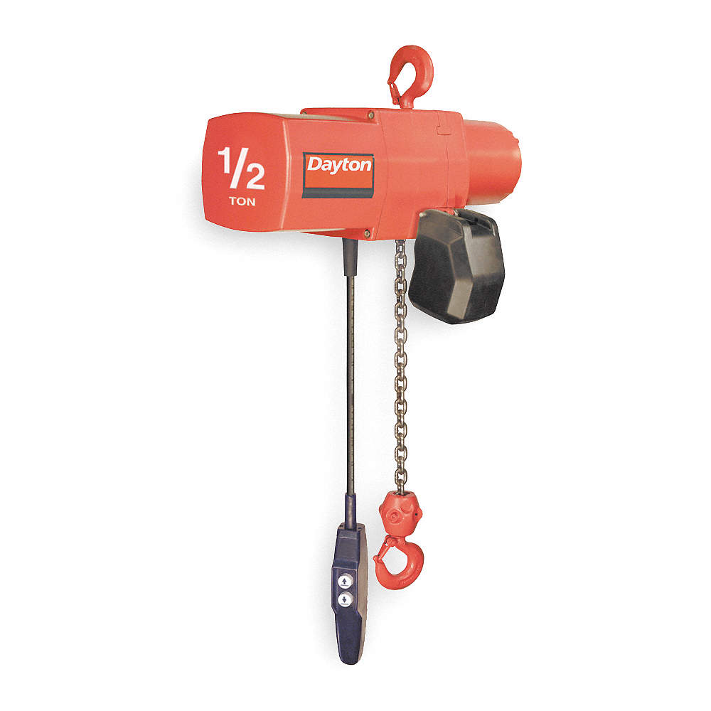 Choice of electric hoists 5