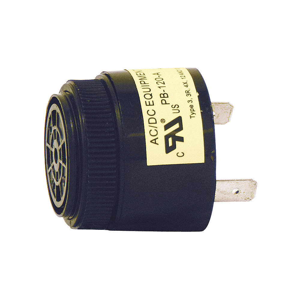 GENERAL ELECTRIC 40 to 120VAC 80dB Indoor Buzzer NEW
