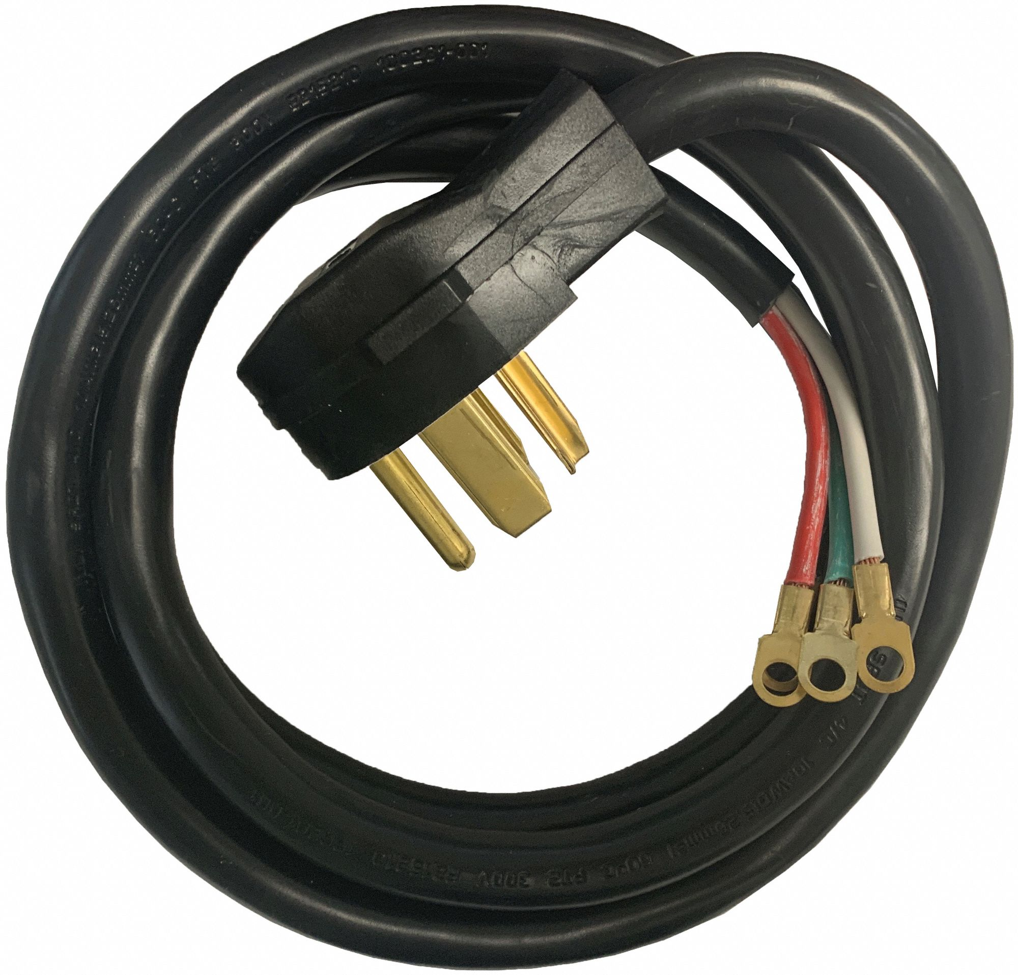 Dryer Cord, 6 ft.,  Fits Brand Multiple