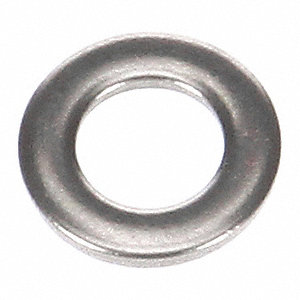 Flat Washer,M6 SS