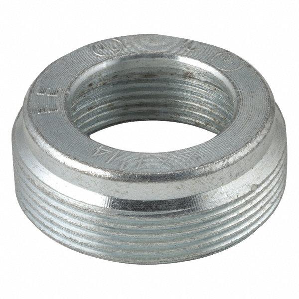Raco reducing bushing steel quot to conduit size