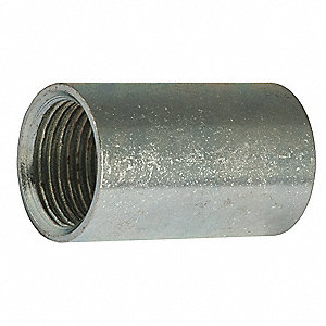 "2"" Threaded IMC, Rigid Threaded Coupling, 1-3/32"" Overall Length"