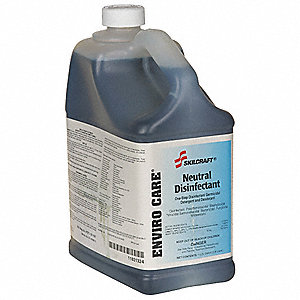 Disinfectant,Bottle,1 gal.,Citrus,PK4