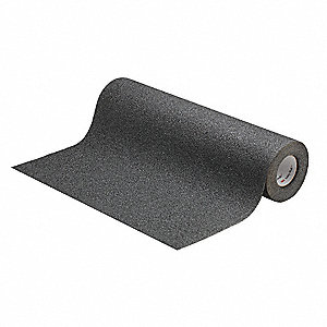 "Antislip Tape,Black,18"" W,1.2 mil Thick"