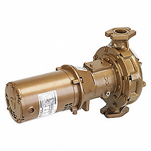 3/4 HP Lead Free Bronze 3-Piece Maintenance Free Hot Water Circulating Pump
