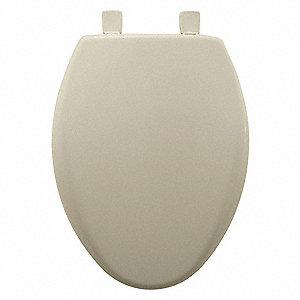 bemis toilet seat parts. Toilet Seat 14  W Bone Elongated BEMIS 52CE51 1200E3 006 Grainger