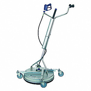 Rotary Surface Cleaner with Handles