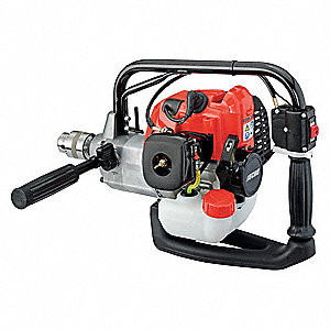 Engine Powered Drill, 30.4 oz. Fuel Tank Capacity