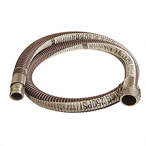 "Composite Petroleum Hose,5 ft. L,2"" O.D"