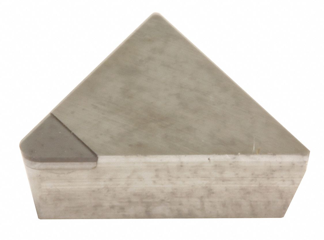 Triangle Turning Insert,  Inscribed Circle 3/8 in