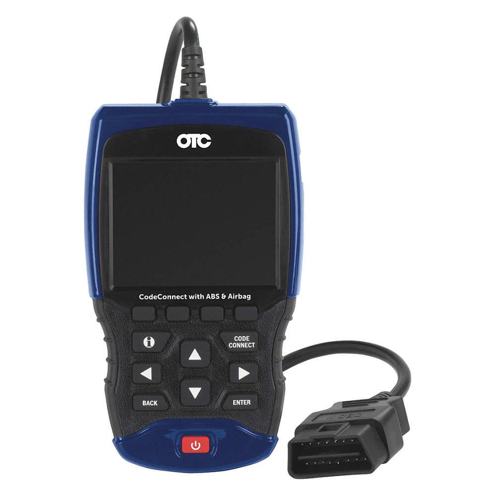 Automotive Scan Tool >> Otc Automotive Scan Tool 52gy69 3210 Grainger