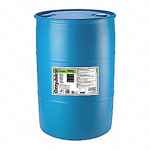 Metals Cleaner,55 gal.,Clear