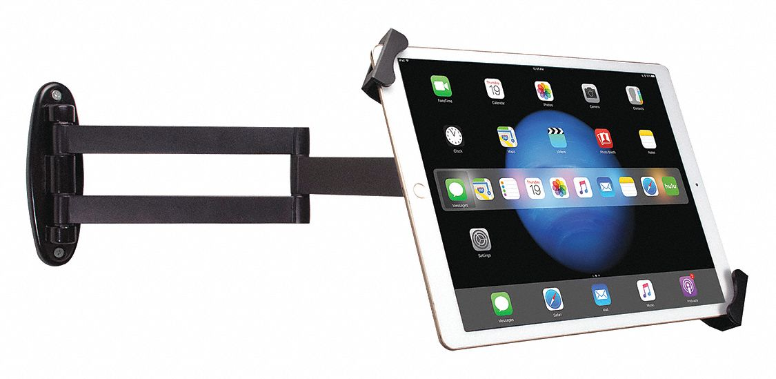 Articulated Security Tablet Wall Mount