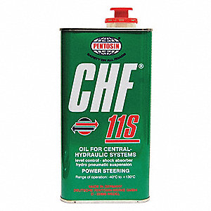 33.8 oz. Can Power Steering Fluid, Green