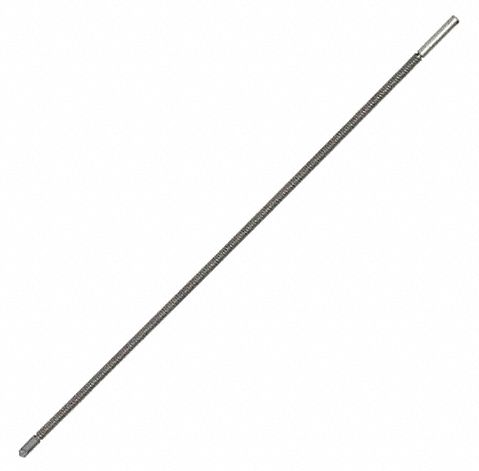 "EGR Drill Bit, For EGR Ports, 12"" L, Gray"