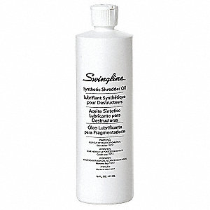 Synthetic Shredder Oil, 16 oz. Bottle