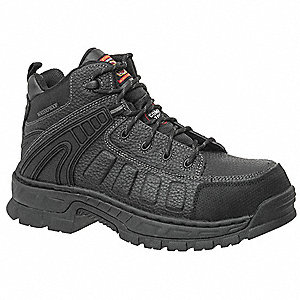 Work Boots,10,D,Black,Composite,PR