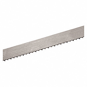 "14 ft. 7-5/8"" Carbon Steel Meat Cutter Band Saw Blade, 3/4"" Width, 24 PK"