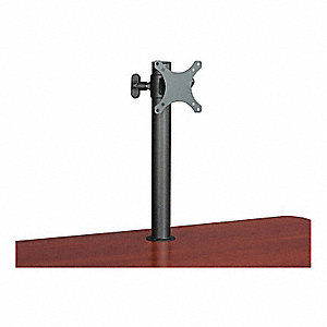 Adjustable Monitor Arm For Use With Monitors, CPUs, Keybord Trays