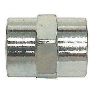 "Hydraulic Hose Adapter,1.55"" L,4800 psi"
