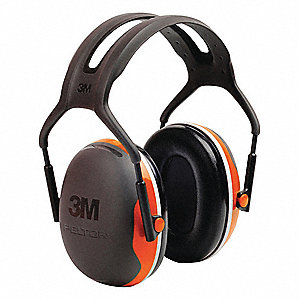 Ear Muffs,Over-the-Head,NRR 27dB