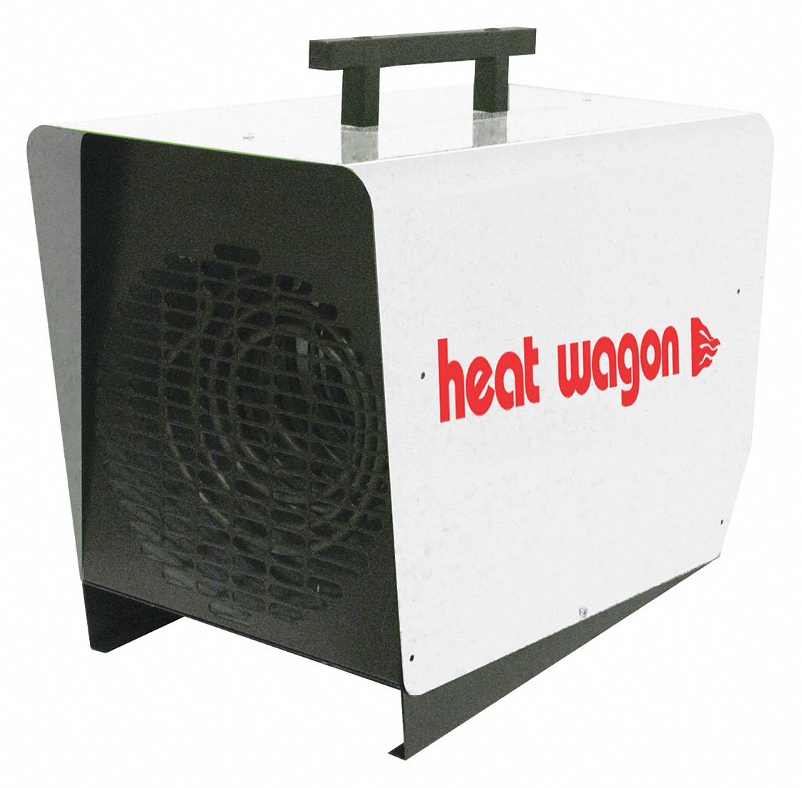 Portable Electric Salamander Heater,  6kW,  208/240V AC, 1-phase,  14-30P