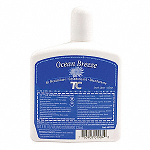 Air Freshener Refill, TC® Air Neutralizers, 90 days Refill Life, Ocean Breeze Fragrance