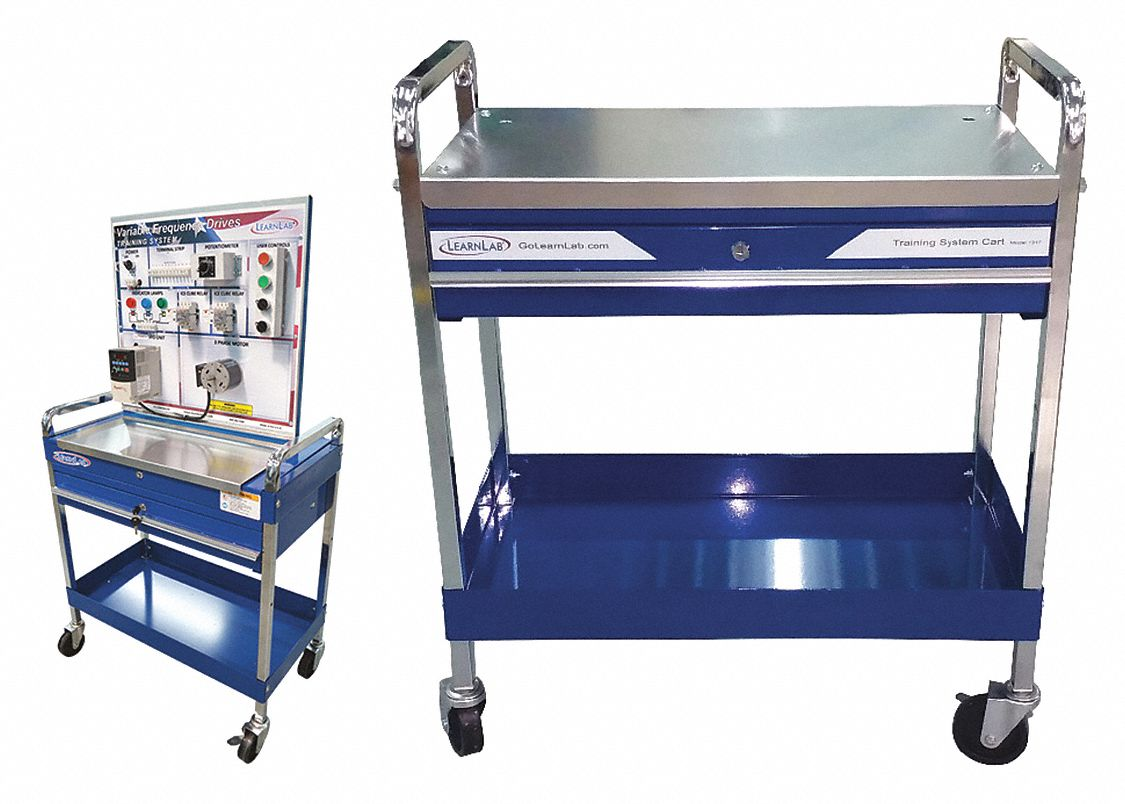 Training System Cart,  English