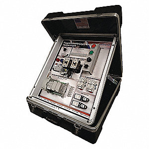 Portable Allen Bradley PLC Training System