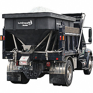 Tailgate Spreader, 162 cu. ft. Capacity, Up to 30 ft. Spread Width, Bed Mount Type