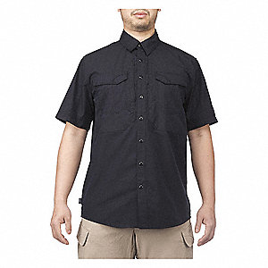 Stryke Shirt, XL, Dark Navy