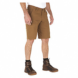 "Apex Short,Waist 38"",Battle Brown"