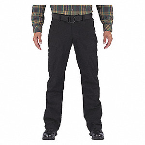 "Apex Pants,Size 40"" x 36"",Black"