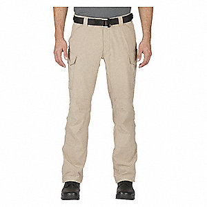 "Traverse Pants,Size 32"" x 34"",Khaki"