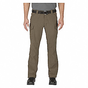 5.11 TACTICAL Traverse Pants,Size 36