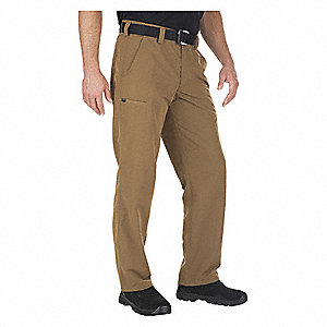 "Mens Urban Pants,Size 40"" x 36"",Brown"