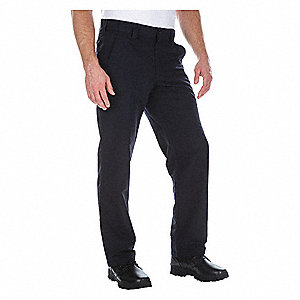 "Men's Urban Pants. Size: 28"" x 36"", Fits Waist Size: 28"", Inseam: 36"", Dark Navy"
