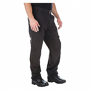 "Men's Urban Pants. Size: 32"" x 36"", Fits Waist Size: 32"", Inseam: 36"", Black"