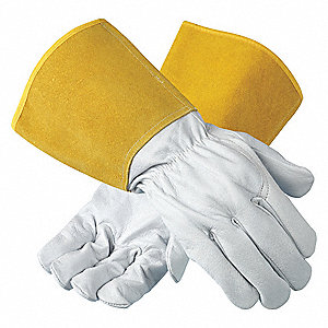 "Welding Gloves,TIG,12"",L,PR"