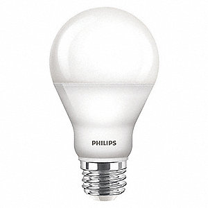 2.0/4.0/9.0 Watts LED Lamp, A19, Medium Screw (E26), 800/320/80 Lumens