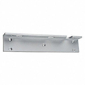 "Z-Bracket w/Cover,Sngl Magnetic,3-1/2""H"