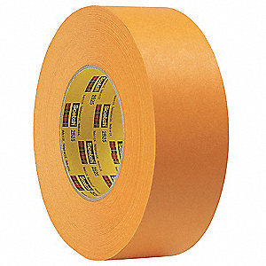 Masking Tape,Orange,60 yd.,PK48