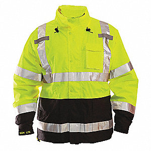 High Visibility Jacket,Size S